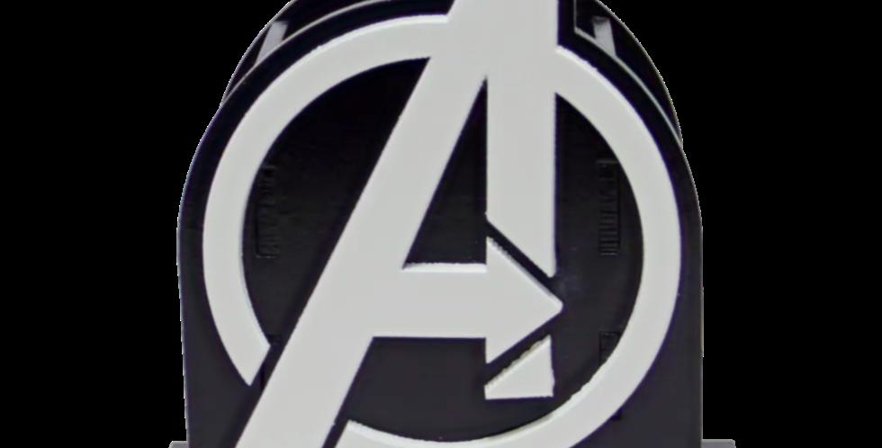 Porta Caneta Geek - Avengers10x10cm