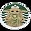 Thumbnail: Quadro Decorativo Baby Yoda Coffee