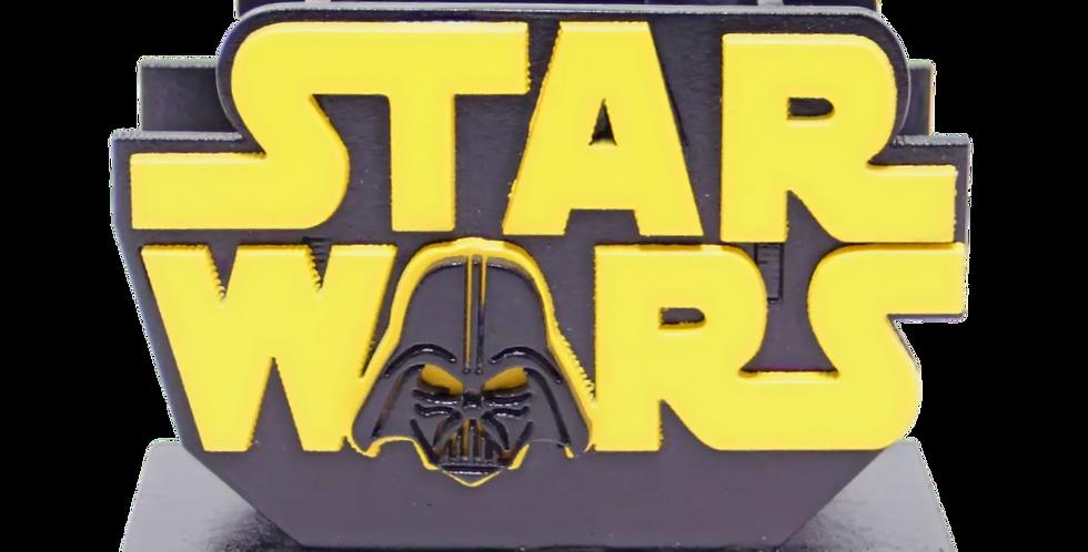 Porta Caneta Geek - Star Wars 10x10cm
