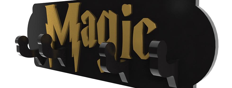 Cabideiro de Porta Harry Potter Magic