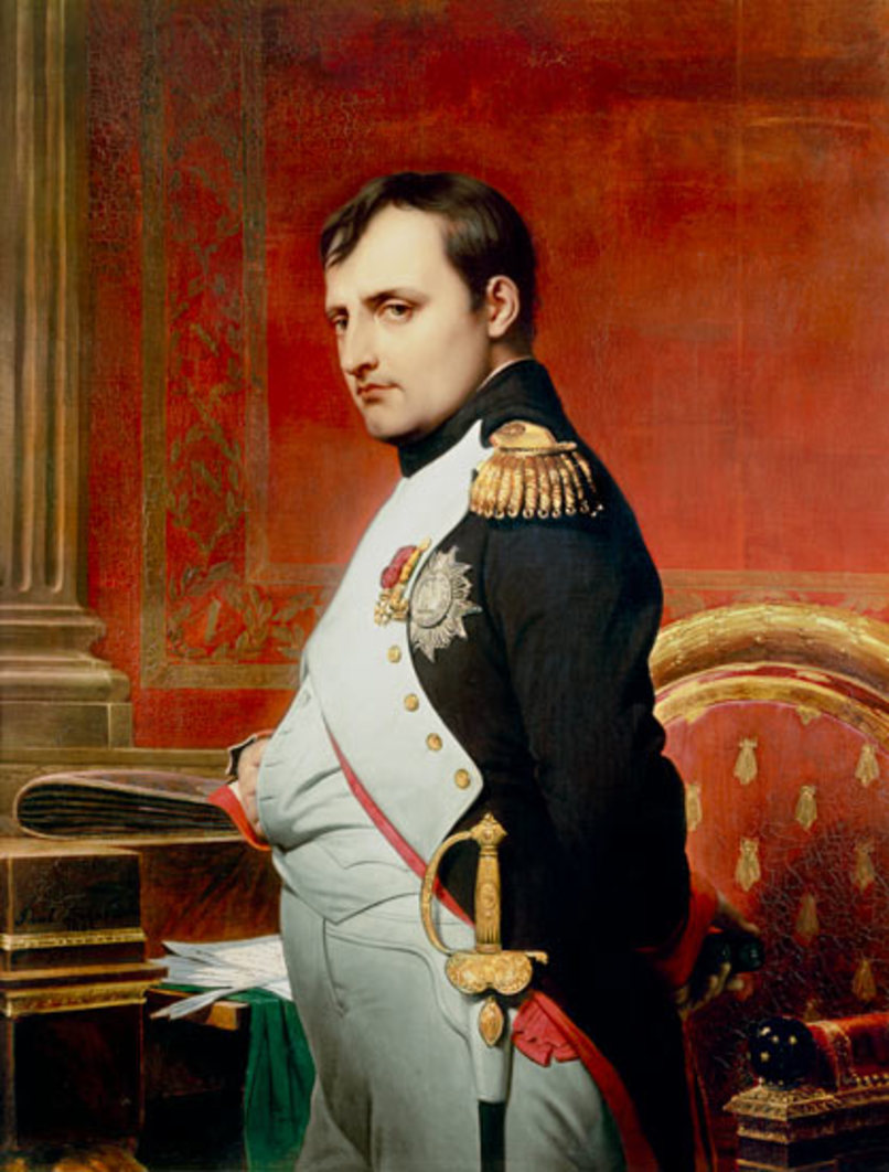 Наполен Бонапарт император1.