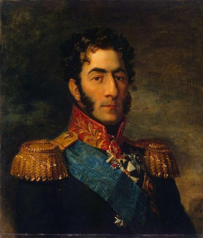 Князь Пётр Иванович Багратио́н 1765 — 12