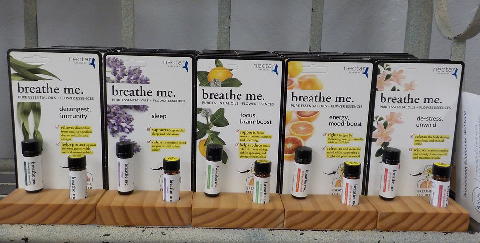 Breath Me Pure Essential Oil