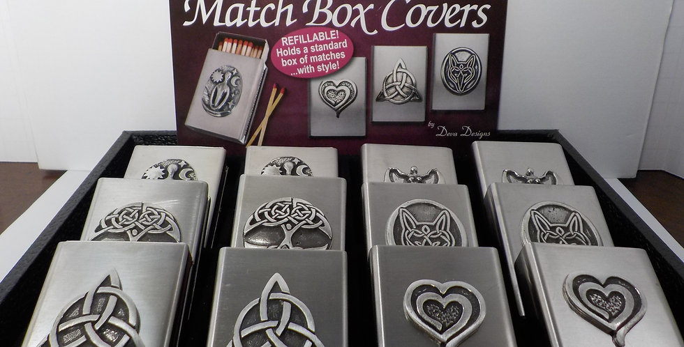 Match Box Covers