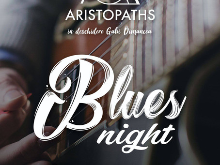 Thanks for Being There - Aristopaths Blues Night @ Club 16 in Bucharest