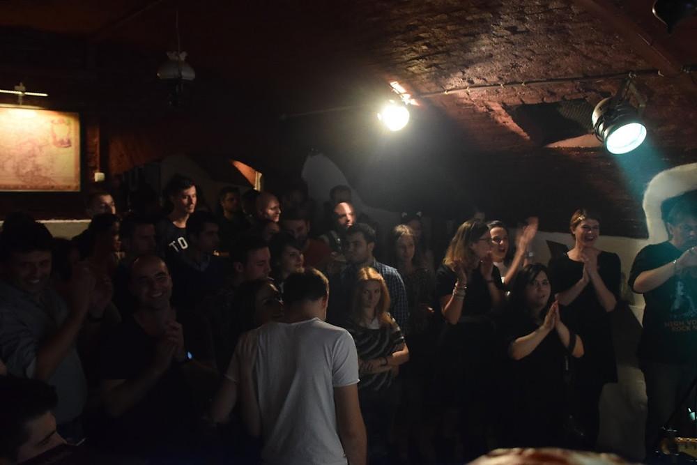 ARISTOPATHS - Roter Keller Concert