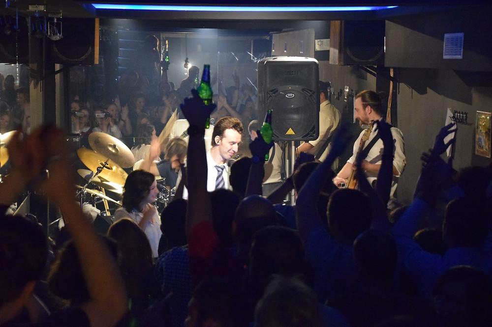 ARISTOPATHS - Club XIX Concert