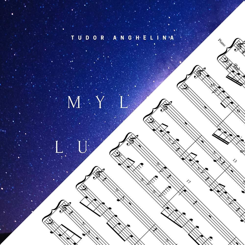 Tudor Anghelina - Myla's Lullaby (feat. Myla Petal Rhodes)