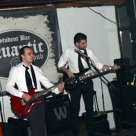 ARISTOPATHS - Quantic Pub 2 Concert