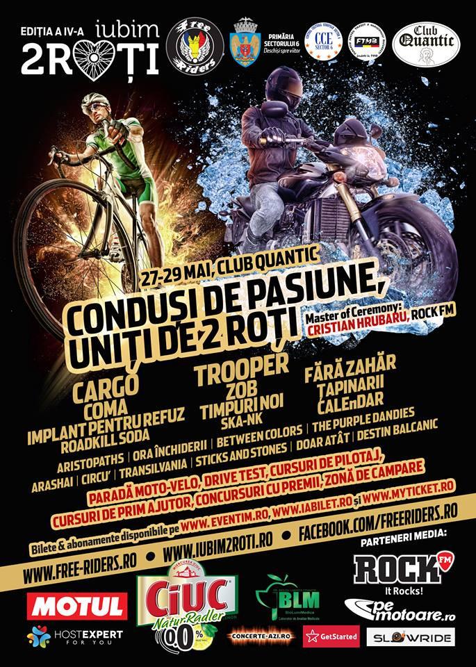 ARISTOPATHS - Concert @ Iubim 2 Roti