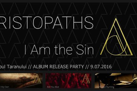 ARISTOPATHS - Album Release Party - Clubul Taranului Roman