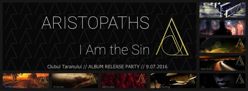 I Am the Sin - Album Release Party