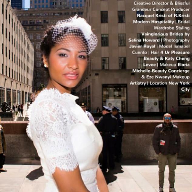 Manaluchi Bridal Magazine Feature