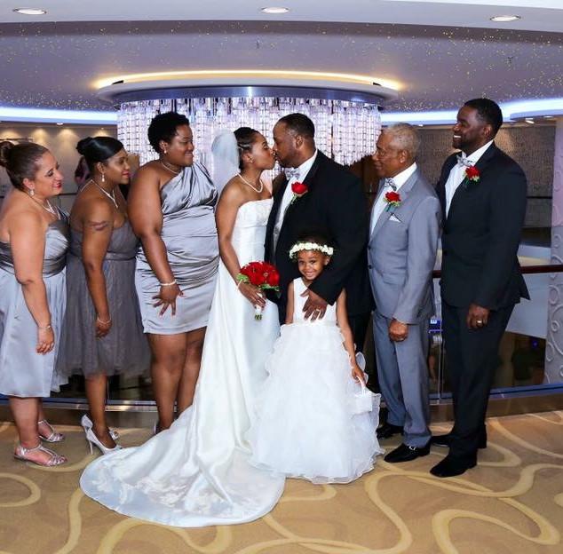 Destination Wedding | Norwegian Cruise Line | Bermuda