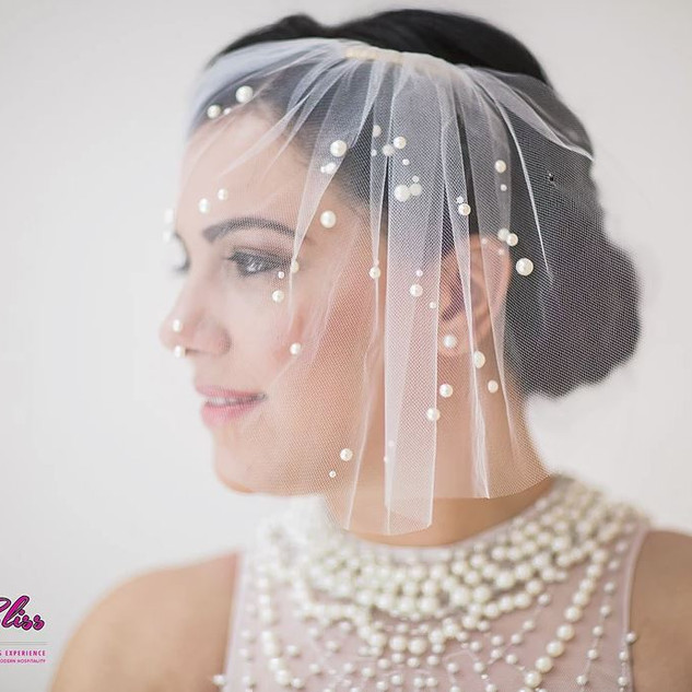 Pop Bliss Bridal photoshoot