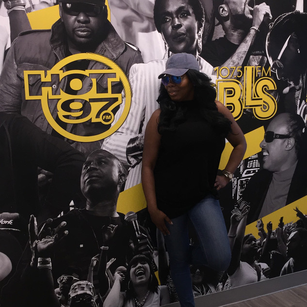 Behind the Scenes at Hot97