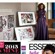 Essence Magazine Feature