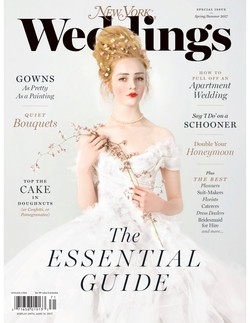 New York magazine Bridal
