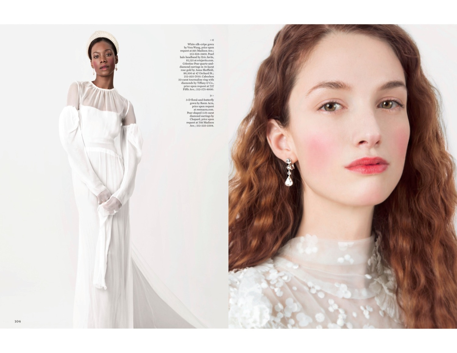 New york magazine bridal March 2017