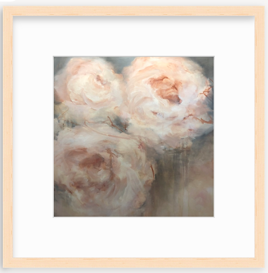 limited time print, week of 3/22, where the patience of springtime is revealed