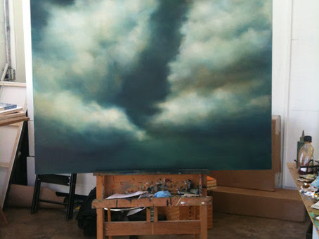 Painting Large Clouds
