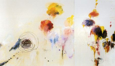 Twombly and Rilke