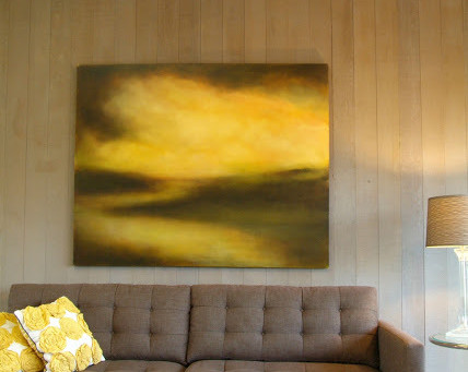 Paintings at home