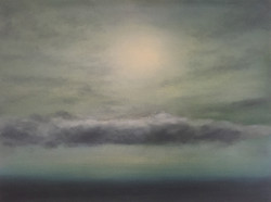 winter sky - SOLD