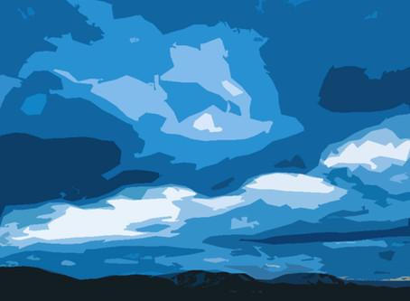 Blue Musings 1 - ideas