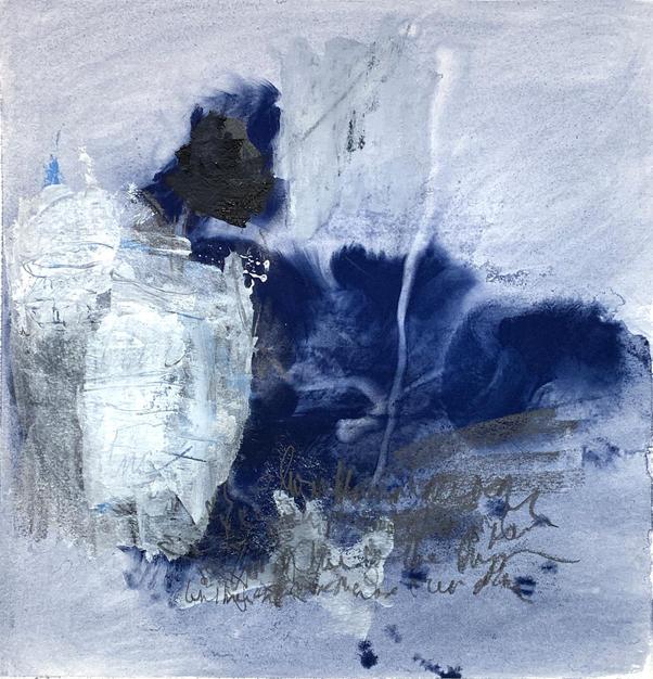 blue musing