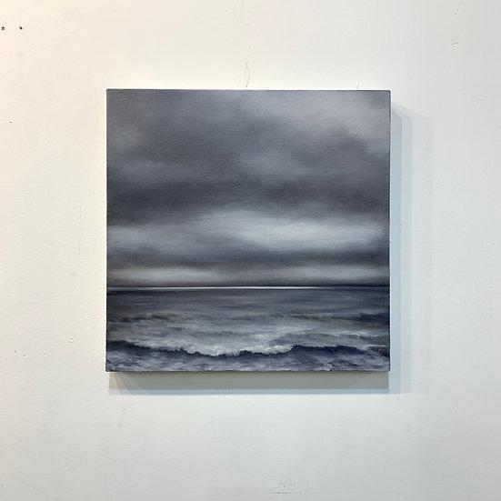 seascape i, 16x16' oil on linen, unframed