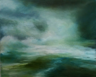 A Painting and a Poem for a Windy Day