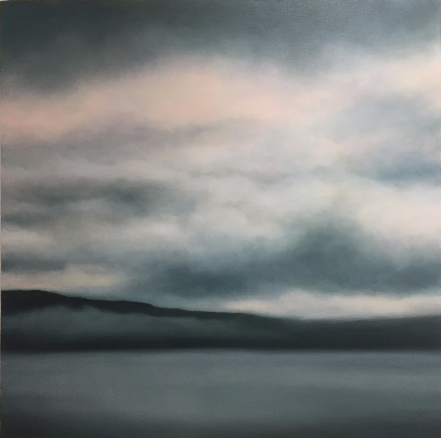Soaring Stillness - SOLD
