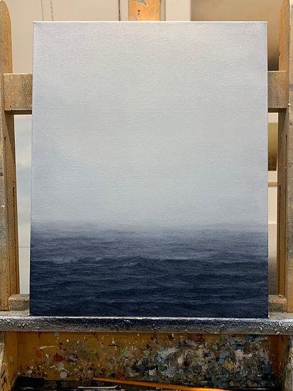 March winds ii 16x20 oil on canvas unframed