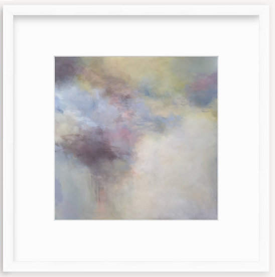 """limited time framed print, 12x12"""", """"both solace and nourishment)"""