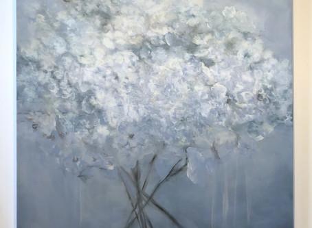 Rilke's Blue Hydrangea