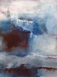 Tori Amos, Cezanne's The Black Clock, Rilke's 16 shades of blue and Turning 50