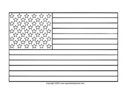Free, Printable 4th of July Coloring Pages