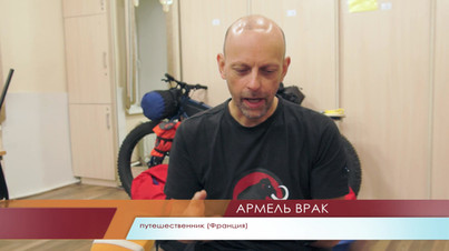 Reportage TV Russe