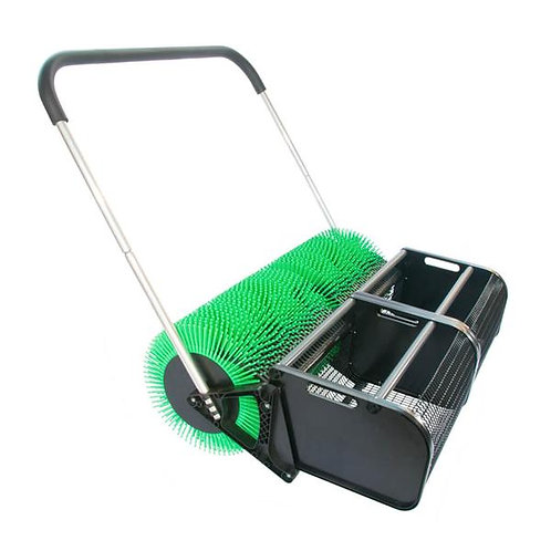 "36"" Push Grass Plug Collector"