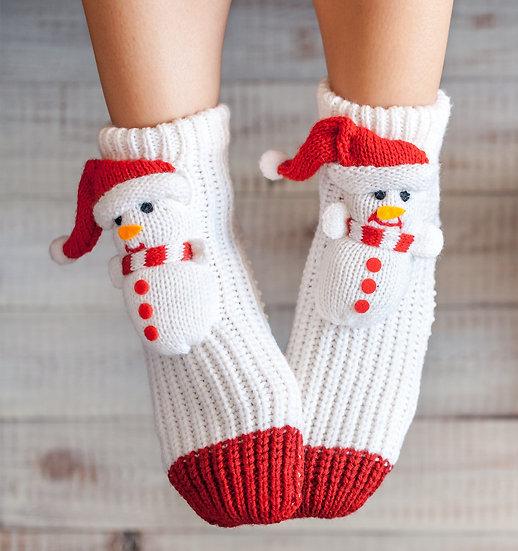 Santa's FeetTreat