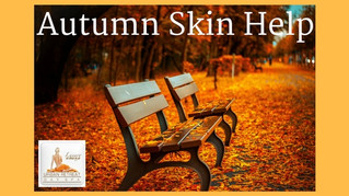 Skin as Dry as Autumn Leaves? Our 6 Top Tips to Soften & Hydrate, You Need to Do!