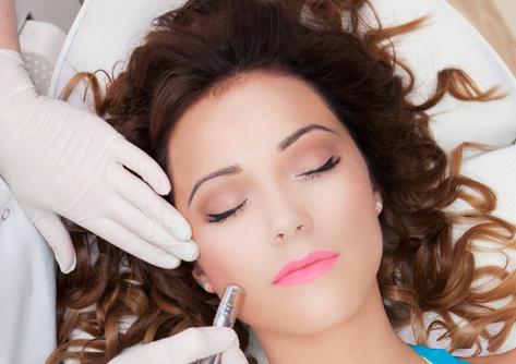 Micro Dermabrasion Facial Treatment