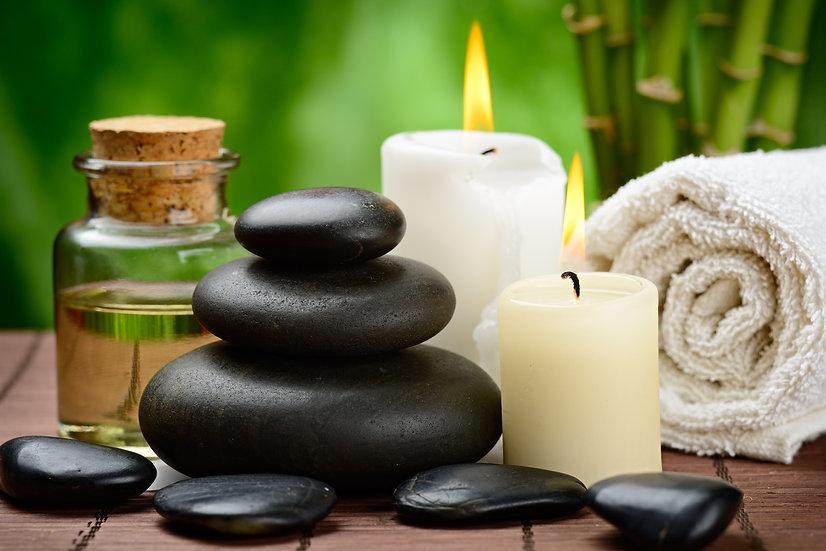 Lava Stone Full Body Massage (90 min)