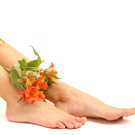 Parrafin Foot Infusion Treatment