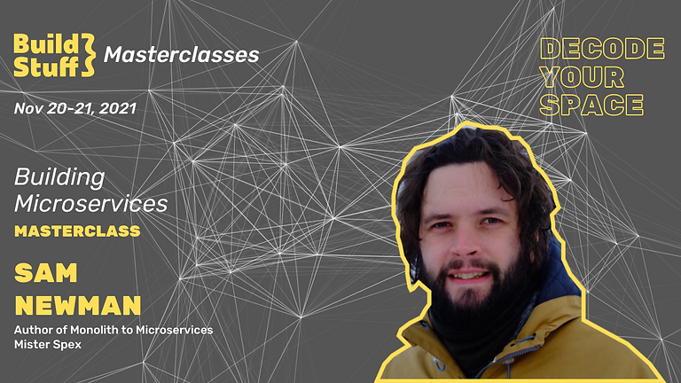 Sam Newman - Building Microservices