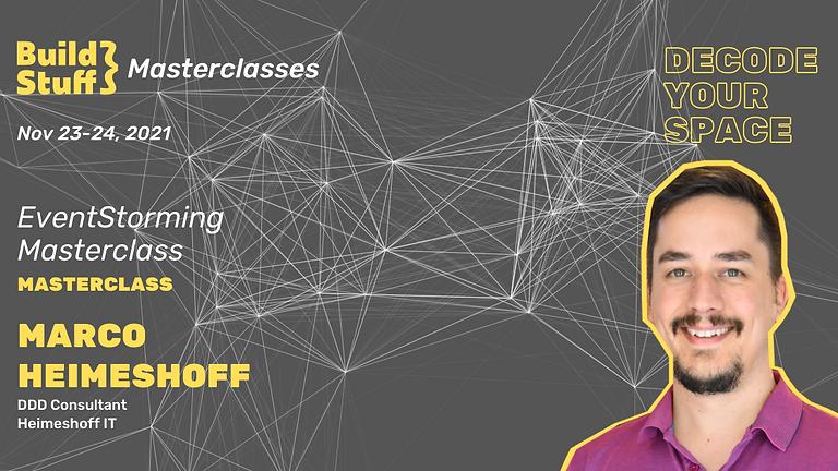 Marco Heimeshoff - EventStorming Masterclass