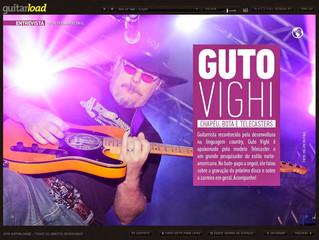 Materia Guto Vighi - Guitar Load Fev 2015