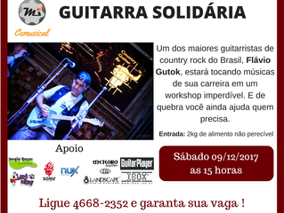 Workshop Flavio Gutok 09/12 Itapacerica da Serra !