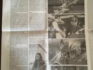 Matéria Matheus Canteri Jornal do Meio -  Bragança Paulista !